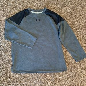 UNDER ARMOUR UA CTG PULLOVER barely worn Size XL